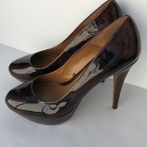 Zara Patent Leather Pumps